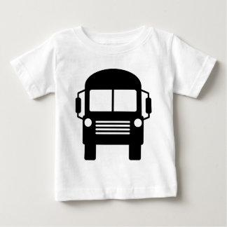 school bus sign baby T-Shirt