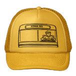 SCHOOL BUS TRUCKER HAT