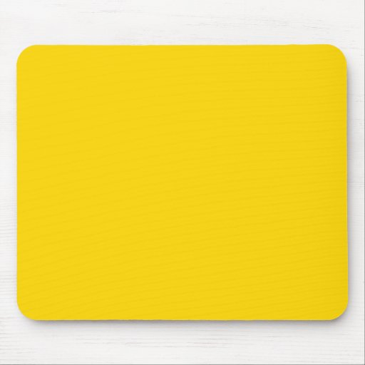 School Bus Yellow Mousepad
