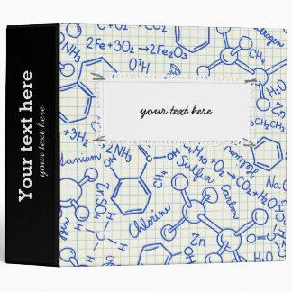 School chemical pattern binder
