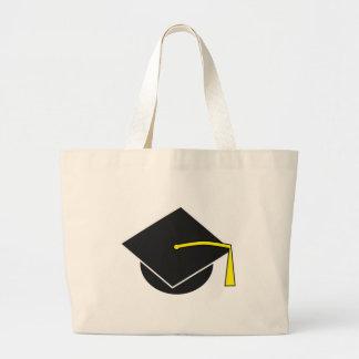 School/College/University Graduation Cap Tote Bag