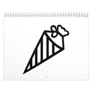 School cone calendar