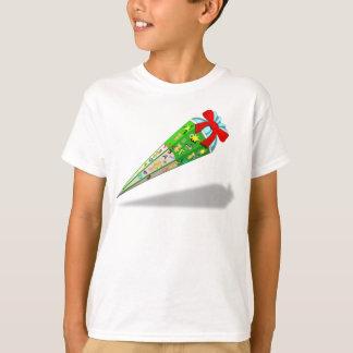 school cone tshirt