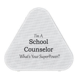 School Counselor Bluetooth Speaker
