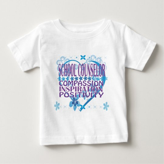 School Counselor Gifts Baby T-Shirt