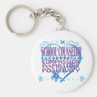 School Counselor Gifts Keychain