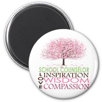 School Counselor Gifts Magnet