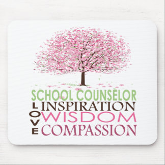 School Counselor Gifts Mousepad