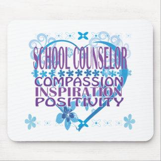 School Counselor Mousepads