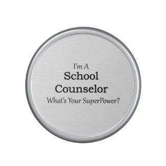 School Counselor Speaker