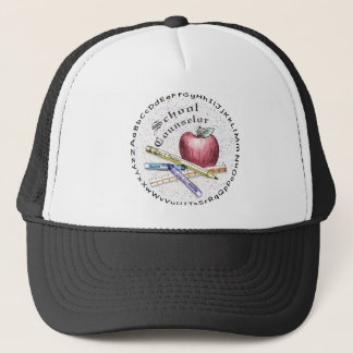 School Counselor Trucker Hat