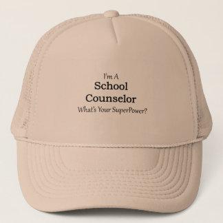 School Counselor Trucker Hat