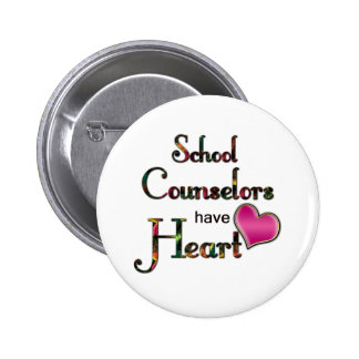 School Counselors Have Heart Pin