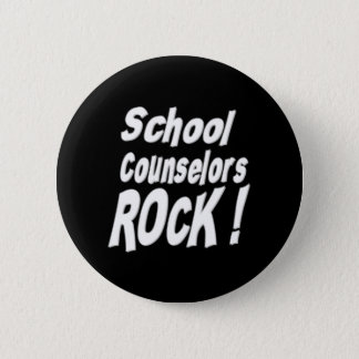 School Counselors Rock! Button