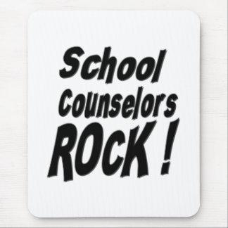 School Counselors Rock! Mousepad