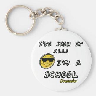 School Counslor Keychain