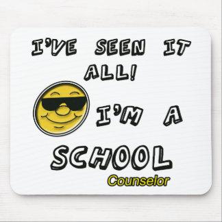 School Counslor Mouse Pad
