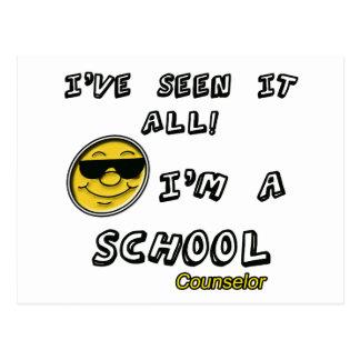 School Counslor Postcard