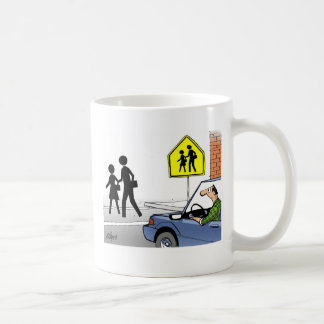 School Crossing Coffee Mug