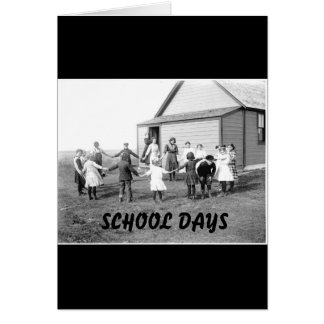 School Days Card