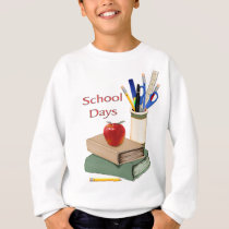 School Days Still Life Sweatshirt