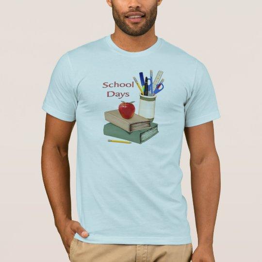School Days Still Life T-Shirt