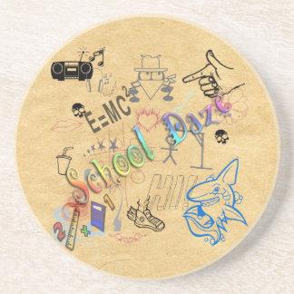 School Daze Coaster