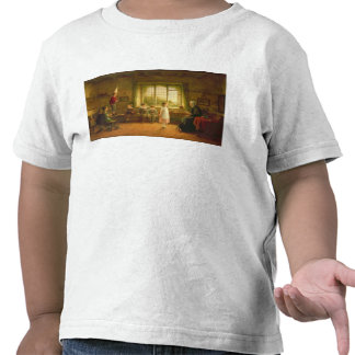 School de la dama s and D 1899 Camiseta