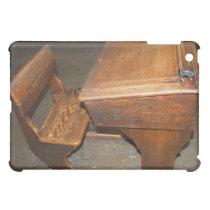 School Desk iPad Case