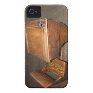 School Desk iPhone 4/4S Barely There iPhone 4 Case-Mate Case