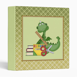 School Dragon Binder