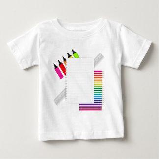 School Equipment Baby T-Shirt