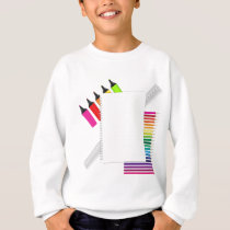 School Equipment Sweatshirt