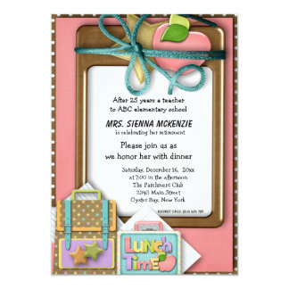 School Event Personalized Announcements