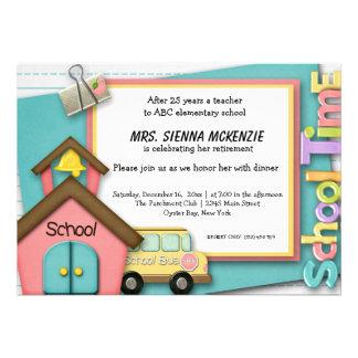 School Event Invites
