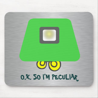School Favorites Mouse Pad