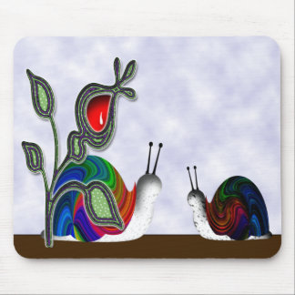 School Favorites Mouse Pad