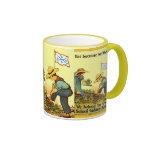 School Garden Army - Mug