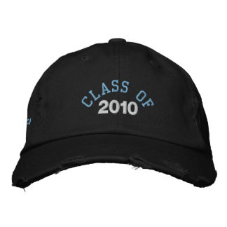School Graduation Class Of Embroidered Hat