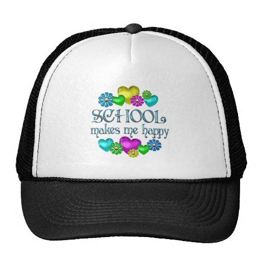 School Happiness Hat