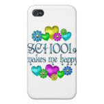 School Happiness iPhone 4 Covers