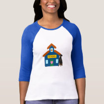 School House Doberman Pinscher Shirt