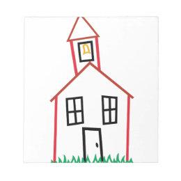 School House Notepad