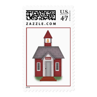 School House - Postage