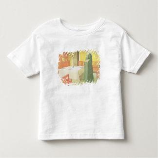 School Household, Dining Room Scene, pub. in 'Lass Toddler T-shirt