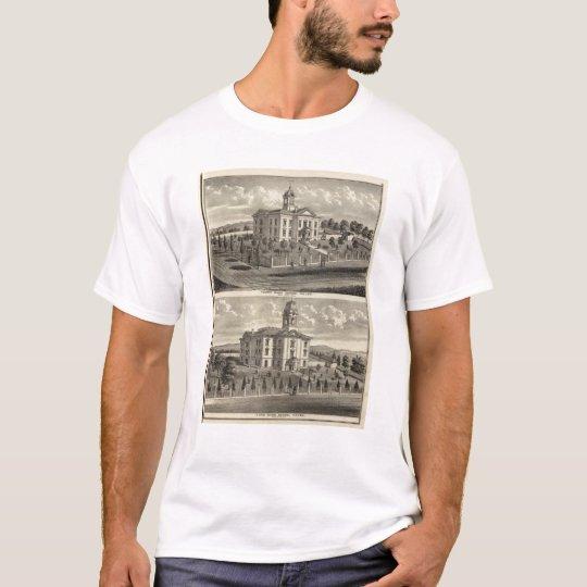 School houses, San Jose, California T-Shirt