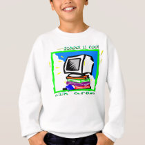 School is Cool 6th Grade - PC Sweatshirt