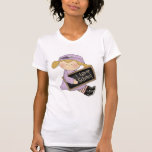 School is Cool Blond Girl  Tshirts and Gifts