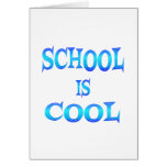 School is Cool Cards
