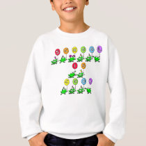 School is Cool - Frogs Sweatshirt